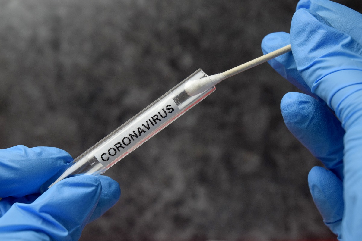 Covid-19, Rapid antigen test, Bihar, Patna, real-time polymerase chain reaction test, RT-PCR