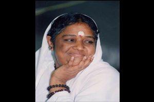 Mata Amritanandamayi Devi 'Amma' wishes PM Modi on Raksha Bandhan