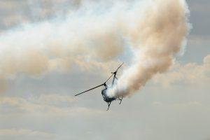 2 US soldiers killed in California chopper crash