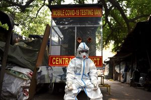 With over 77k Coronavirus cases in 24 hrs, India sets global record; tally reaches 33,87,501, deaths at 61,529