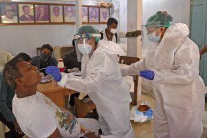 Bengal lags behind in testing: GAB member