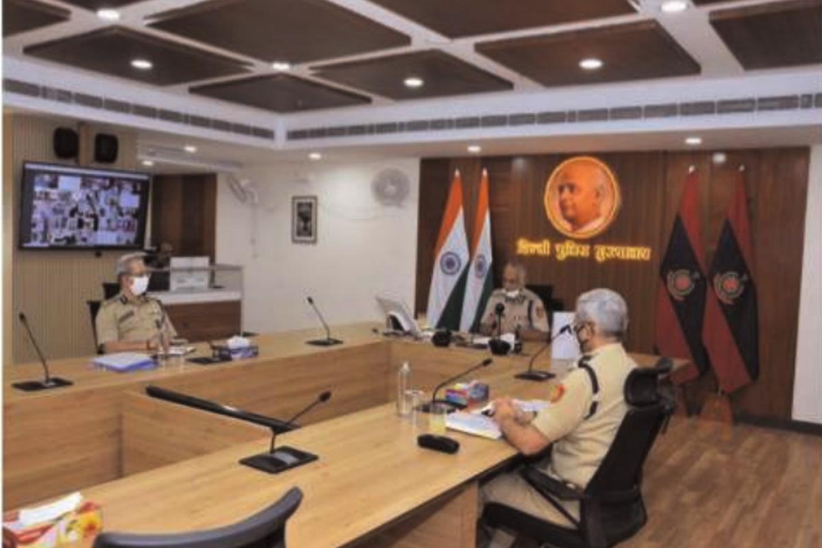 Delhi Police commissioner, S N Shrivastava, I Day, Independence Day