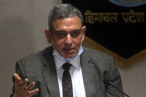 China violated Indian airspace in HP twice: HP DGP