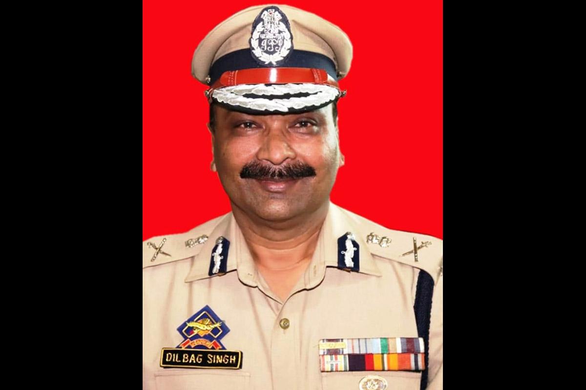 DGP Dilbag Singh, cops, J&K, plasma donors