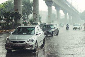 Heavy rains lash Delhi, adjoining states; severe waterlogging, traffic snarls reported in national capital