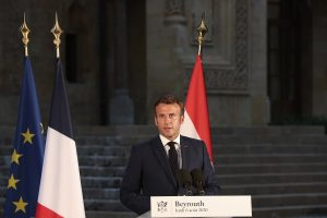 EU ready to facilitate dialogue in Belarus, together with Russia: Emmanuel Macron