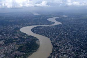 Ganga erosion fear in Malda