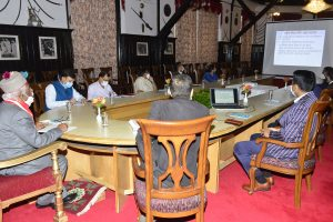 Dattaraya emphasises on research and innovation at varsity level