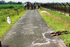BSF man shoots dead two colleagues