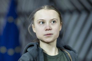 'Chill, Donald, Chill' Greta Thunberg mocks Donald Trump in his own words