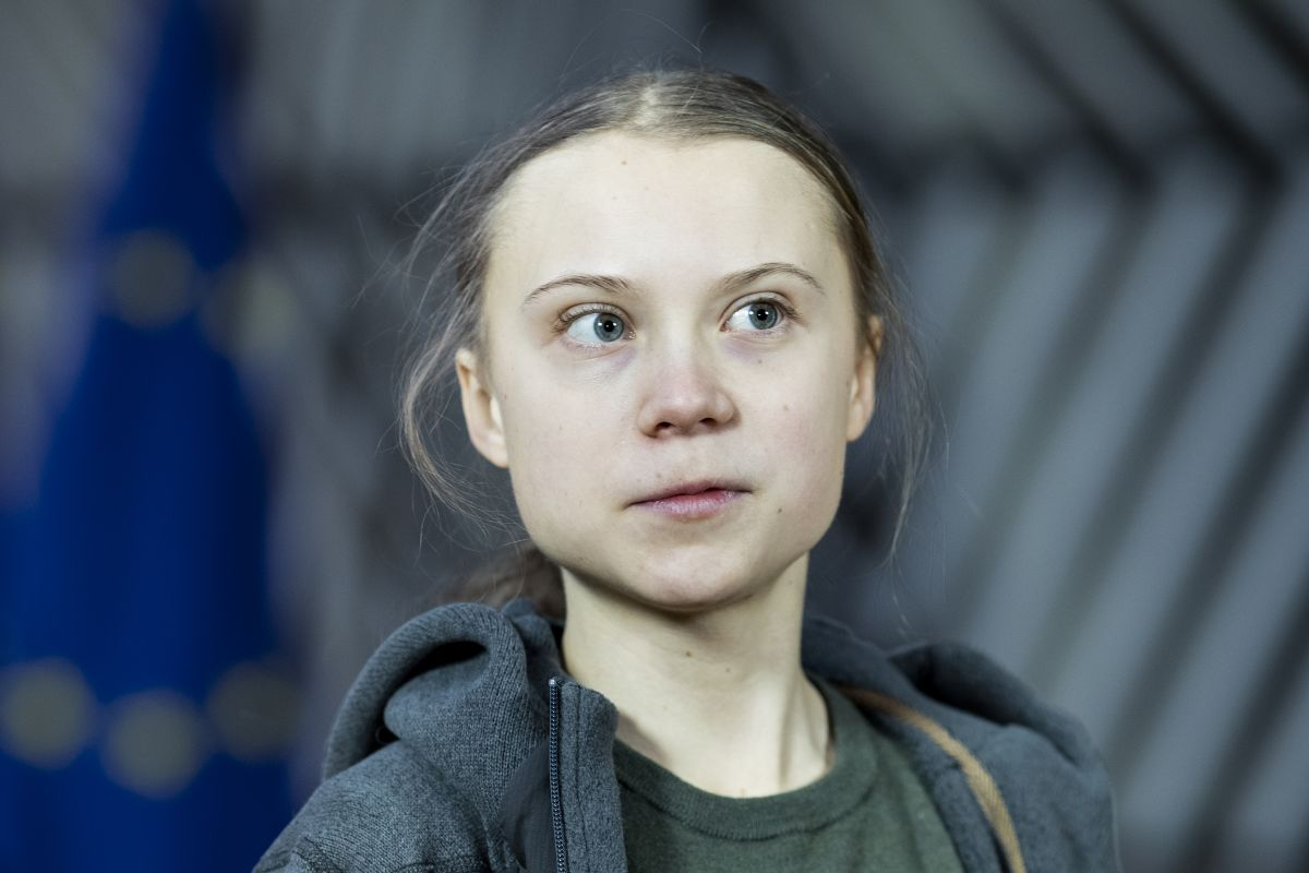 'Chill Donald, Chill!': Greta Thunberg reignites her feud with the United States  president