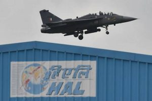 Govt to disinvest 15% stake in HAL through Offer For Sale