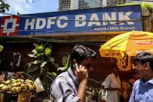 HDFC Bank soars after RBI gives nod to Sashidhar Jagdishan's appointment as CEO and MD
