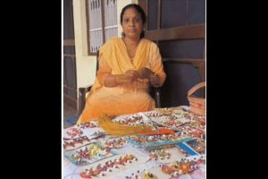 HP woman beats disability on road to empowerment
