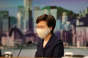 Hong Kong to launch 3rd round of relief measures: Carrie Lam