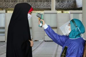 Iran reports 2,548 fresh Coronavirus cases, total count climbs to 306,752