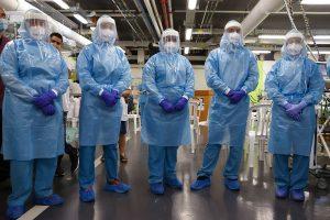Israel crosses 100,000 Coronavirus cases amid criticism of govt's response