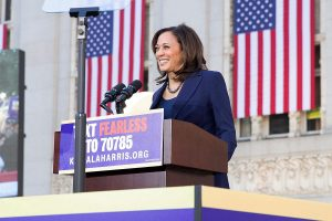 Kamala Harris to make her debut as Vice President candidate