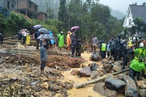 Kerala rains: 13 dead in Idukki landslide, PM Modi expresses grief; IMD issues red alert for 6 districts