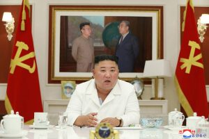 North Korean leader Kim Jong Un sends aid to city locked down over COVID-19