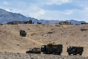 Complete disengagement of troops at eastern Ladakh, India tells China