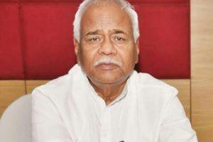 UP BJP MLA Janmejai Singh passes away