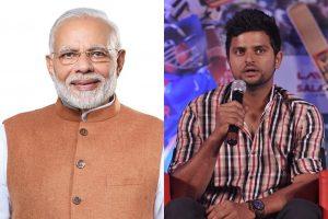 Suresh Raina never played for personal glory but India's, says PM Narendra Modi