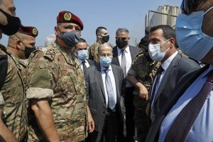Lebanese President Michel Aoun vows full probe into Beirut port's deadly blasts