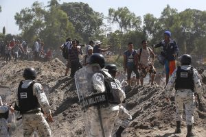 51 bodies of migrants recovered at Mexico-US border