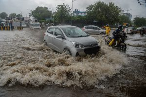 Incessant showers clobber Mumbai; Colaba records heaviest single-day rain in 46 years