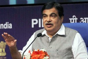 Nitin Gadkari lays foundation stone for 13 highway projects, inaugurates road safety project in Manipur
