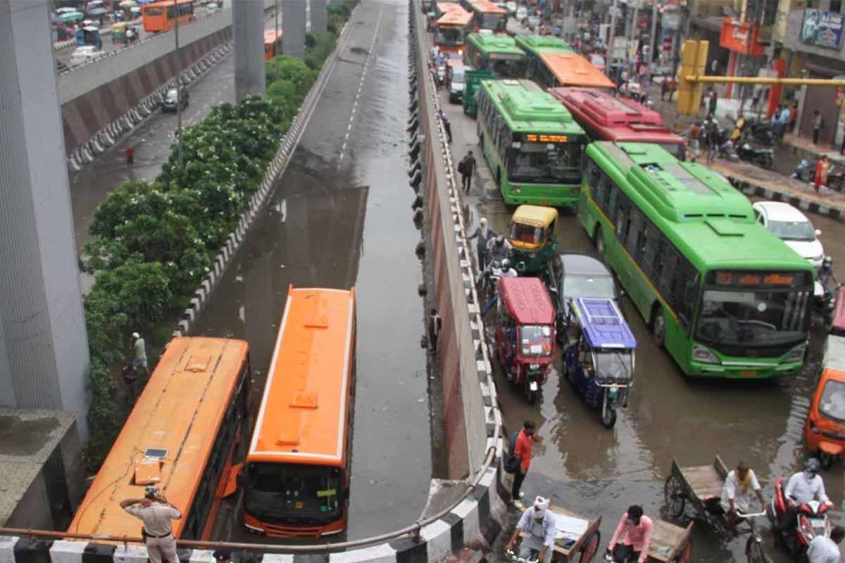 Delhi Metro, Delhi Jal Board, Underground drainage,