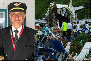 Capt Deepak Sathe: Decorated ex-IAF pilot, killed in Kerala plane crash, credited with saving hundreds of lives