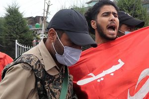 30 detained for taking out Muharram procession in defiance of restrictions in Srinagar