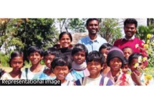 Santhali pupils deprived; few experts, sparse books in Olchiki script