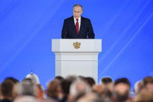 Russia has developed 'first' vaccine offering 'sustainable immunity' against Coronavirus: Vladimir Putin