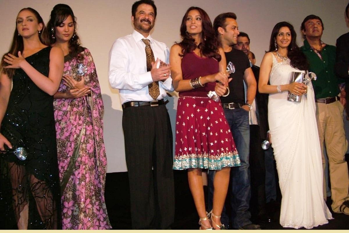 Anil Kapoor, be positive, No Entry, Salman Khan, Bipasha Basu, Fardeen Khan, Lara Dutta, Celina Jaitly