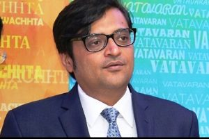 Apologise with folded hands on TV: Shiv Sena to Arnab Goswami