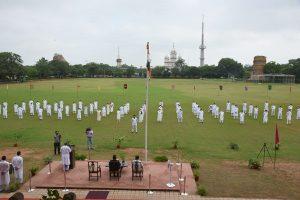 Scindia School celebrates Independence Day