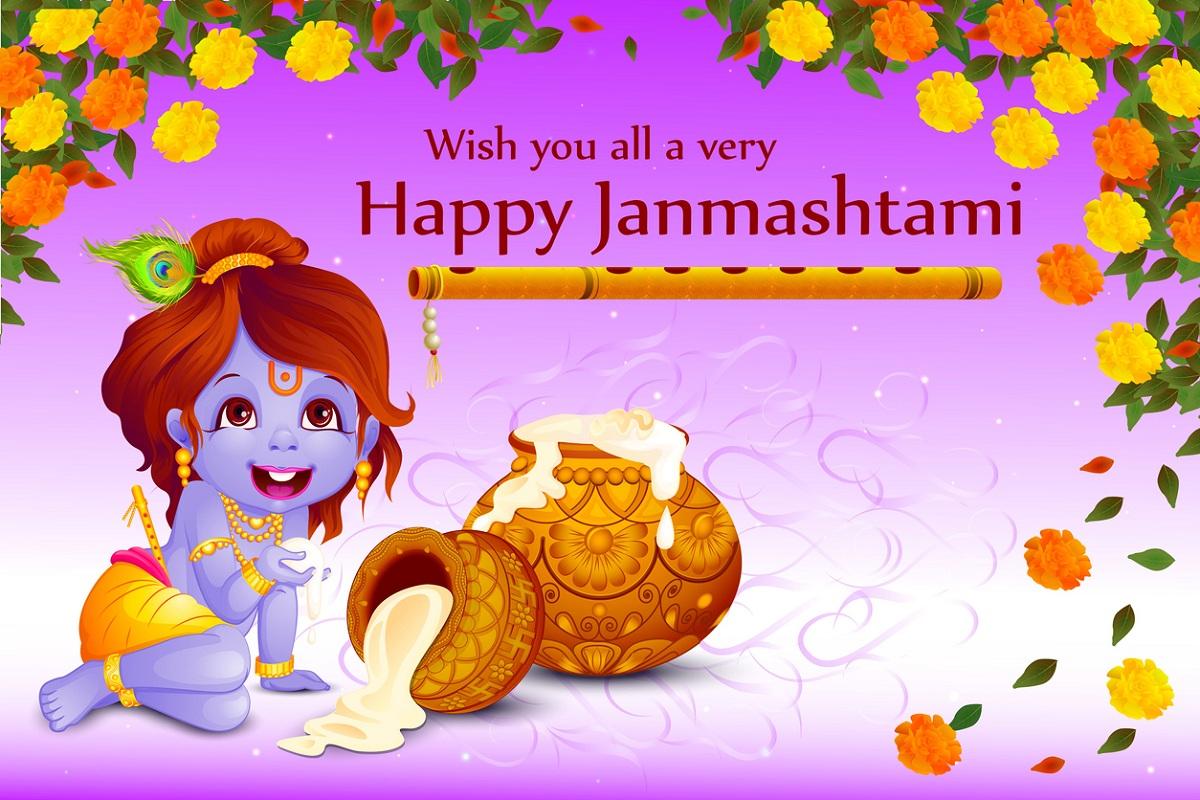 Janmashtami, Ram Nath Kovind, M Venkaiah Naidu, Lord Shri Krishna, Krishna