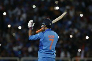 Mahendra Singh Dhoni announces retirement from international cricket