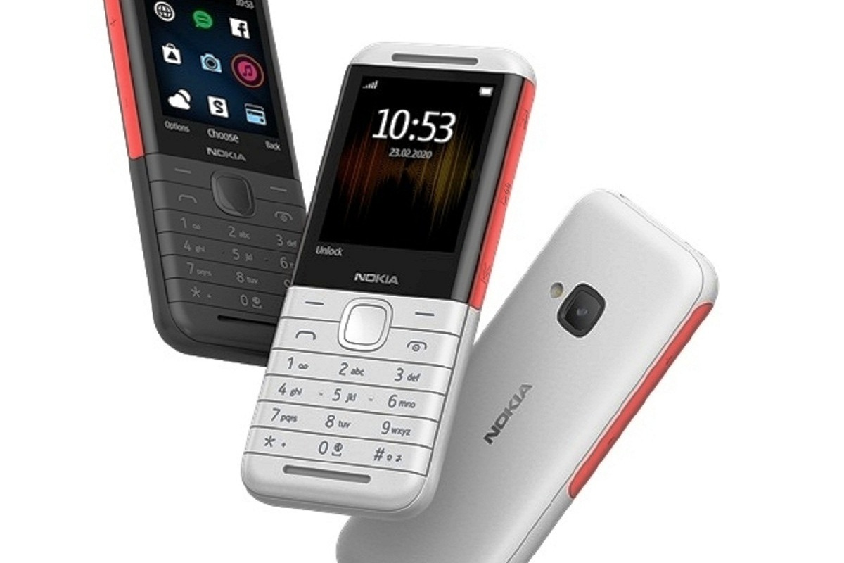 Nokia 5310, HMD Global, Nokia, Nokia 5310 Xpress Music
