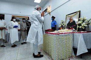Former President Pranab Mukherjee passes away; President, Vice-President, PM express grief