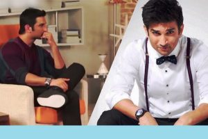 Watch Sushant Singh Rajput admitting to being claustrophobic in 2015 video