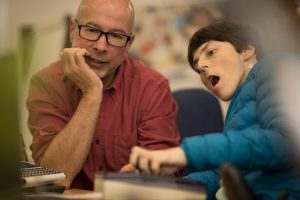University of Dundee launches M Sc in Educational Assistive Technology for disabled learners