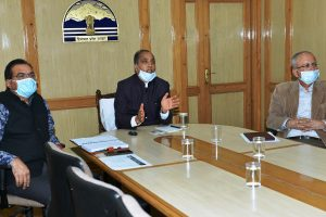 HP CM directs for preparing Central, state schemes beneficiaries database