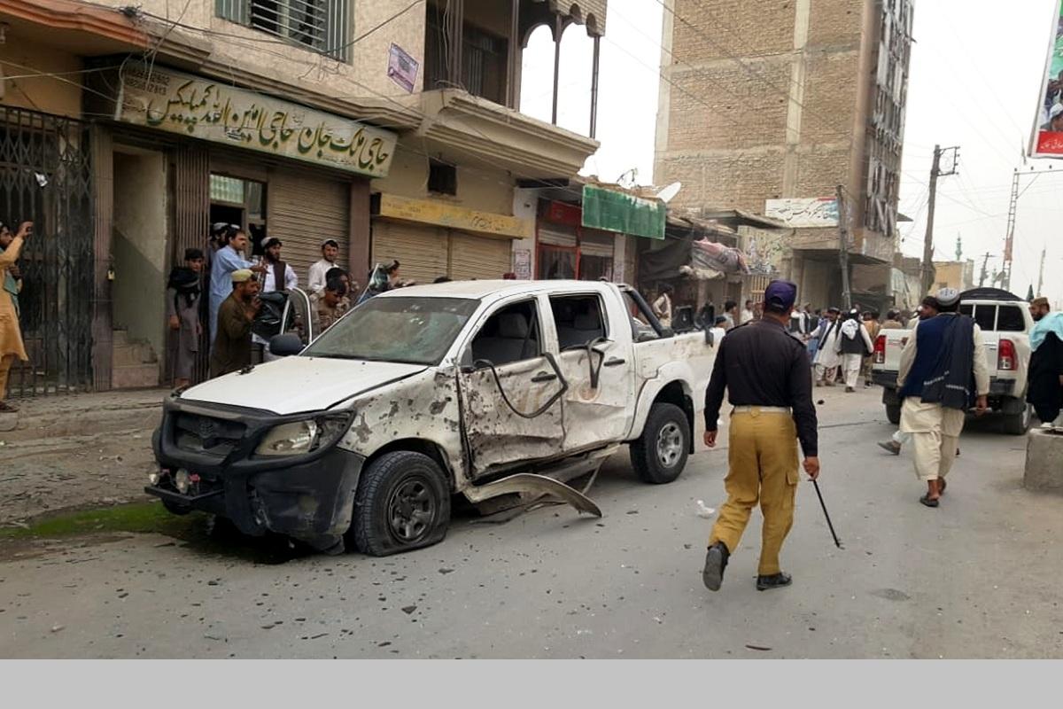 IED blast, Pakistan, terror attack, Chaman city, Imran Khan, Balochistan