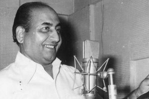 Saloon owner pays tribute to Md Rafi