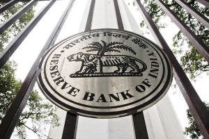 GDP growth rate expected to be negative in FY21: RBI