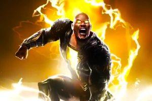 Dwayne Johnson promises 'wildest' version of Black Adam